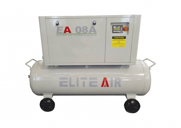 EA Serial Air compressor Specification(7-45KW) 1
